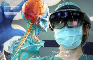 Ứng dụng thưcj tế ảo trong y học