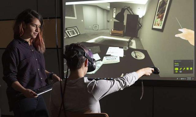 Điều trị trầm cảm bằng VR