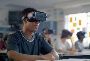 Học bằng kính thực tế ảo vr